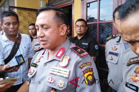 Kapolda: Polres Bungo tangani kasus penyerangan  ke mapolsek