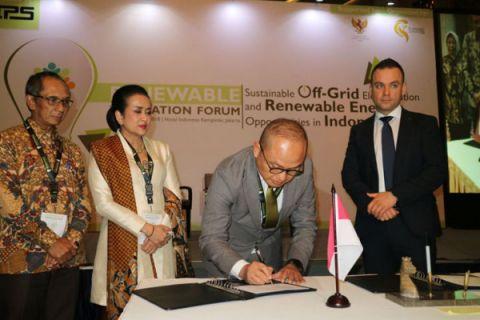 Kembangkan energi terbarukan, Len MoU dengan IPS Bulgaria