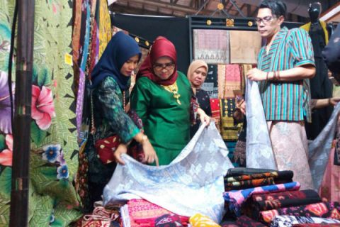 Dekranasda Jambi fokus peningkatan kualitas produk kerajinan