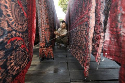 Perkembangan Batik Jambi
