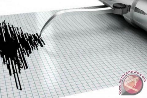 Gempa berkekuatan 5,1 SR guncang Toli-Toli