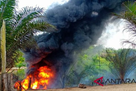 Polda Jambi tetapkan 18 tersangka illegal drilling
