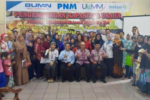 PNM beri pelatihan UMKM tentang perizinan usaha kuliner