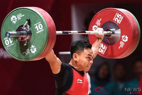 Eko Yuli Irawan persembahkan medali emas