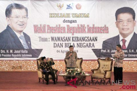 Kuliah Umum Wakil Presiden