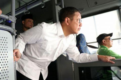 Kloter terakhir diterbangkan, seluruh jamaah haji Indonesia telah pulang