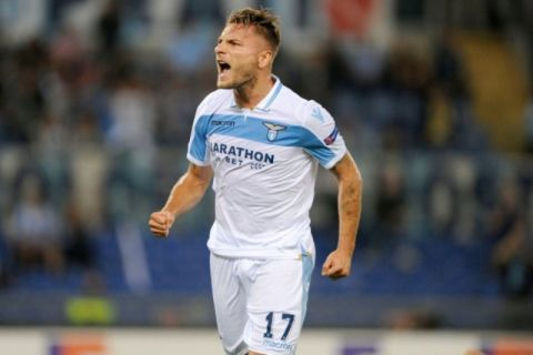 Lazio menang tipis 2-1 atas Apollon
