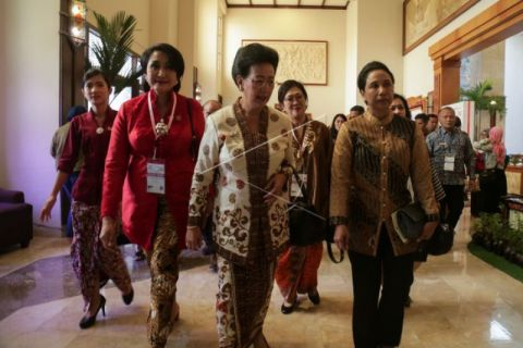 Pembukaan ICW di Yogyakarta