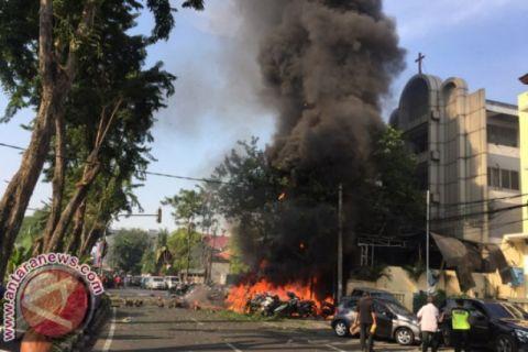 Tersangka teroris Surabaya dipindahkan ke Jakarta