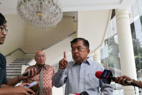 Wapres: dana kelurahan tidak untuk semua kelurahan