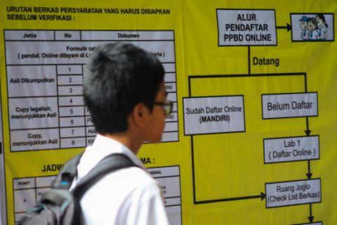 Mendikbud: tahun depan siswa tak perlu mendaftar ke sekolah