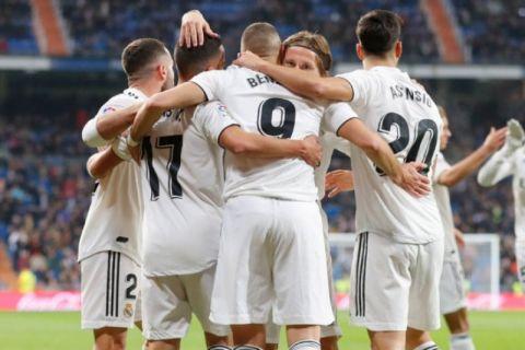 Hasil dan klasemen Liga Spanyol, duo Madrid naik peringkat