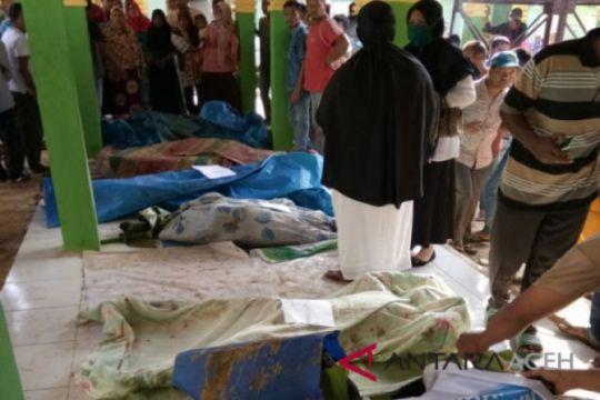 Korban ledakan sumur minyak Aceh menjadi 10 orang