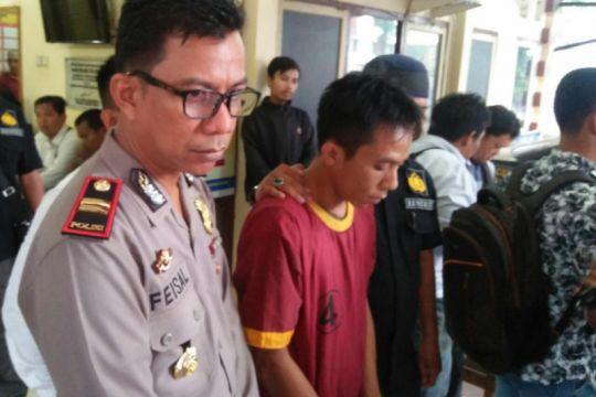 Polisi tangkap dua pelaku perampokan nasabah bank