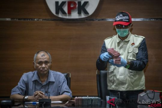 KPK jelaskan kronologis penangkapan Bupati Pakpak Bharat