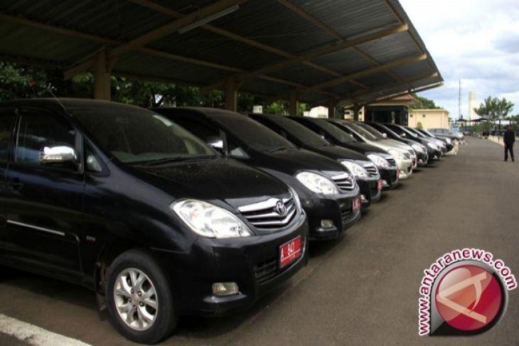 Tiga OPD pemprov Jambi ajukan lelang kendaraan