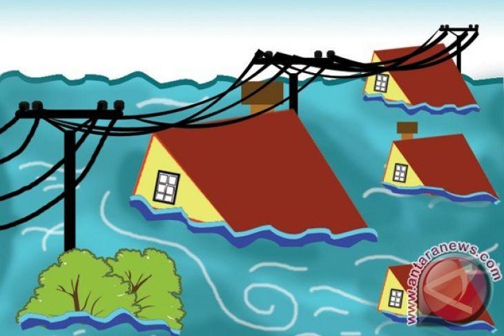 Rumah kena banjir warga hentikan bayar angsuran