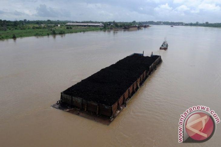Ketinggian air Sungai Batanghari meningkat signifikan