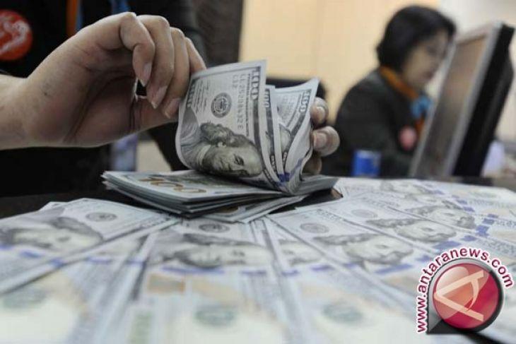 Dolar AS melemah