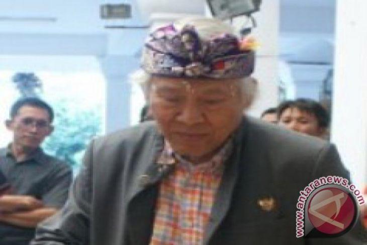 Maestro lukis Bali Nyoman Gunarsa meninggal dunia