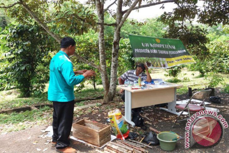 Balai Pelatihan Pertanian Jambi gelar uji kompetensi (Video)