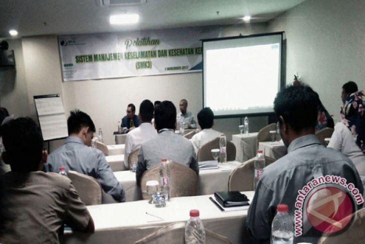 BPJS Ketenagakerjaan gelar pelatihan keselamatan kerja