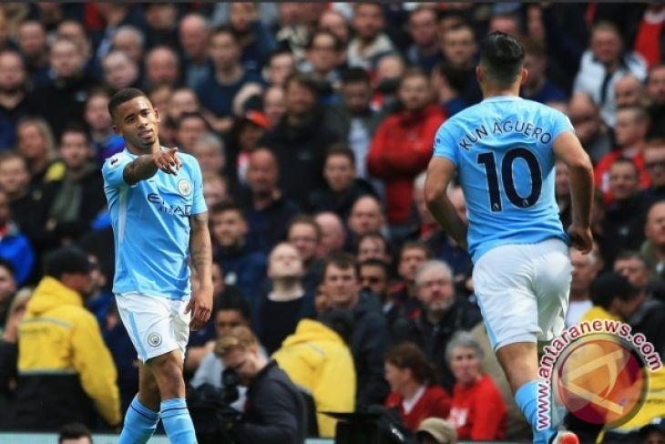 Klasemen Liga Inggris: City kukuh di puncak klasemen liga Inggris