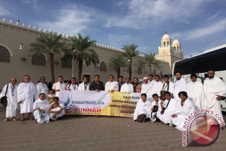 Mahasiswa Indonesia Digandeng Menjadi Team Guide Umrah