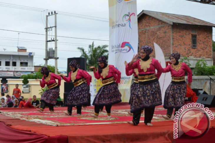 Festival Tapa Malenggang Batanghari Promosikan Tiga Unggulan (video)
