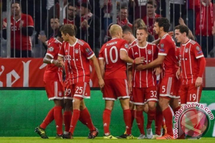 PSG Tetap Dipuncak Klasemen Meski kalah Dari Bayern 1-3