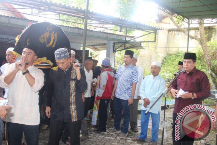 Daniel Sijan, Pewarta Senior Jambi Tutup Usia