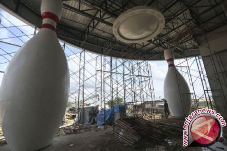 Wapres Tinjau Fasilitas Olahraga Jakabaring Palembang