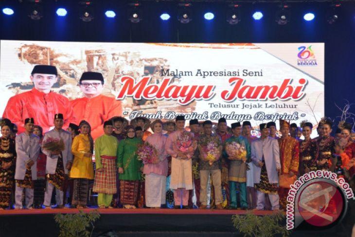 Malam Apresiasi Melayu Jambi mengangkat kekayaan budaya