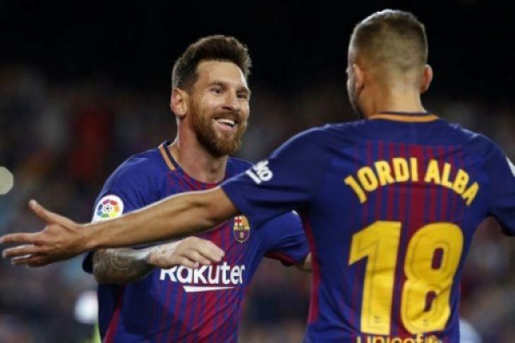 Klasemen Liga Spanyol: Barcelona memimpin dengan 51 poin