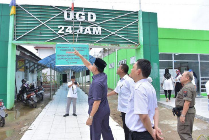 RS Seberang Kota Jambi segera beroperasi