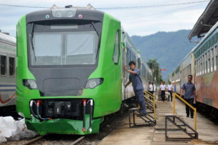 Presiden akan resmikan KA Bandara Minangkabau