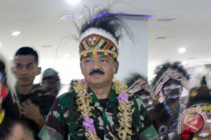 Panglima TNI: keikutsertaan pensiunan TNI tak pengaruhi netralitas