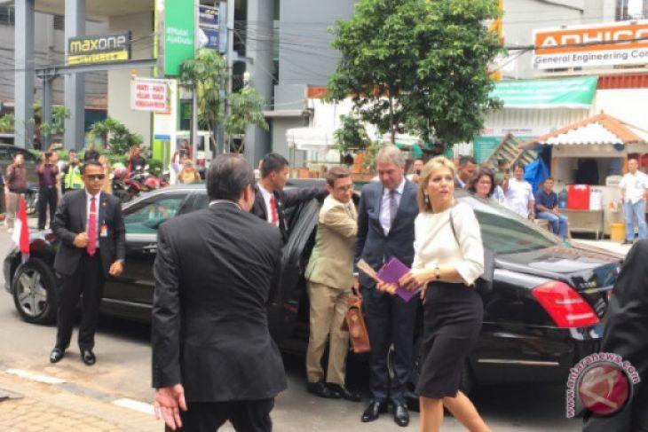 Ratu Maxima harapkan keuangan inklusi Indonesia lebih terprogram