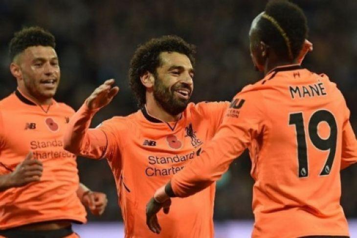 Liverpool gulung Southampton 2-0