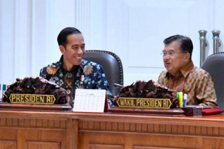 Dua hal yang mesti dimiliki cawapres Jokowi menurut JK