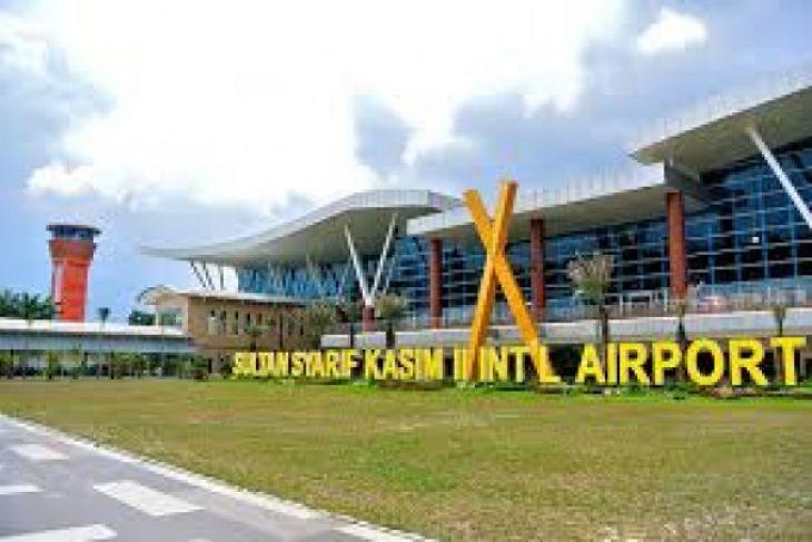Pengiriman 1,5 kilo sabu-sabu digagalkan bandara Pekanbaru
