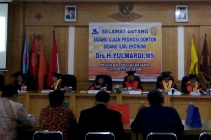 Dr Yulmardi kupas analisis generasi kedua  transmigran di Jambi (video)
