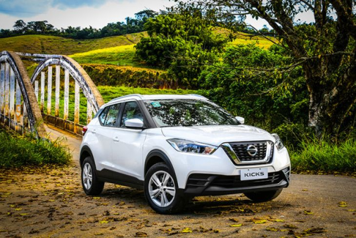 Nissan Kicks terjual satu unit tiap 10 menit di Amerika Latin