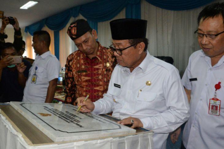 Fachrori resmikan layanan cuci darah RSUD Raden Mattaher