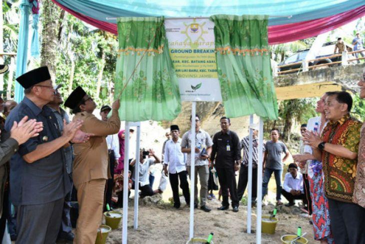 Menanti suksesnya pembangunan PLTMH dari dana zakat