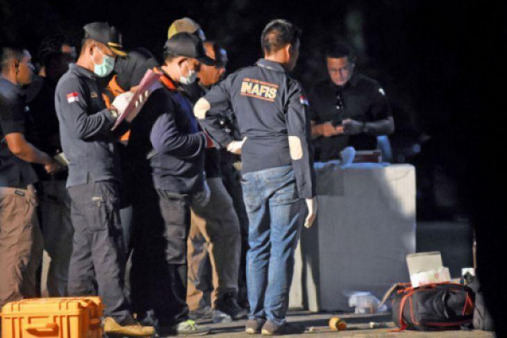 Korban meninggal ledakan Minggu jadi 18 orang