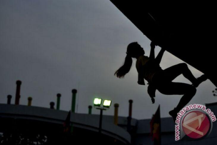Empat negara jadikan Indonesia pemusatan latihan panjat tebing