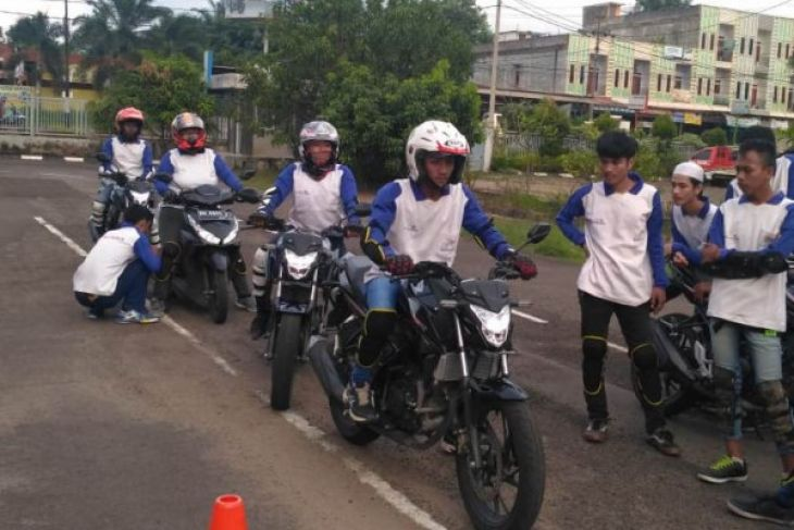 IMHJ ikuti kompetisi keselamatan berkendara