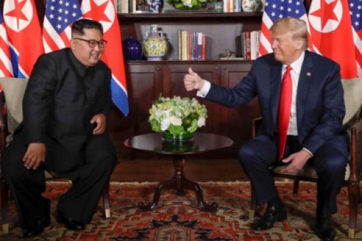 Dolar AS menguat setelah KTT Kim-Trump