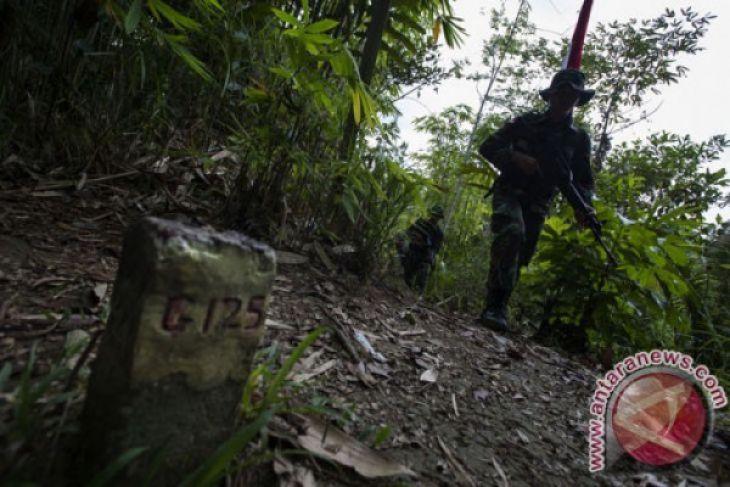 Anggota TNI tertembak saat patroli Yambi Puncak Jaya